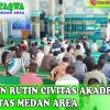 Pengajian Civitas Akademika Universitas Medan Area Bulan Desember 2019