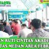 Pengajian Rutin Civitas Akademika Universitas Medan Area Bulan Februari 2020