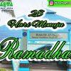 Menanti Bulan Suci Ramadhan 1441H Universitas Medan Area
