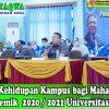 PKKMB Universitas Medan Area Tahun Akademik 2020 / 2021